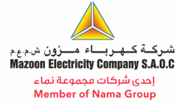 شعار مزون للكهرباء.png