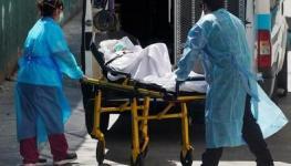مستشفى في العاصمة الليبية يتعرض لقصف صاروخي والقذائف تتحدى فيروس كورونا.jpg