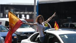 إسبانيا كورونا مظاهرات (2).jpg