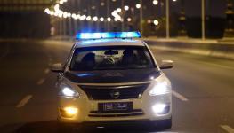الشرطة كورونا منع الحركة الإغلاق التام (7).JPG