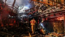 انفجار عيادة في طهران.jpg
