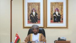 الدكتور صالح بن سعيد مسن وكيل وزارة التجارة.JPG