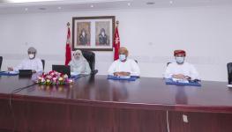 وزيرة التنمية والوفد المشارك  أثناء الاجتماع.jpg