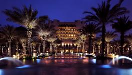 Al Bustan Palace - Infinity Pool Night.jpg