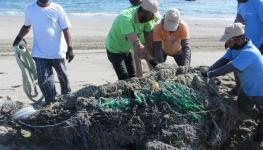 ESO - Masirah Net Clean Up 2.JPG