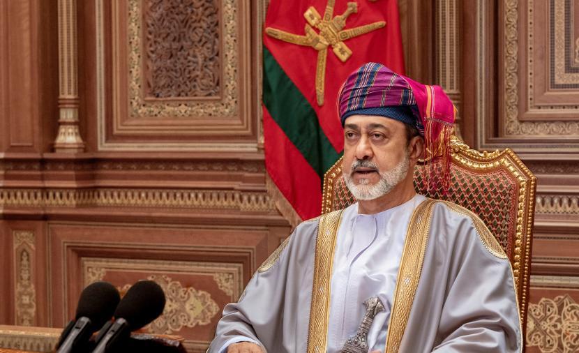 جلالة السلطان يهنئ الرئيس اللبناني
