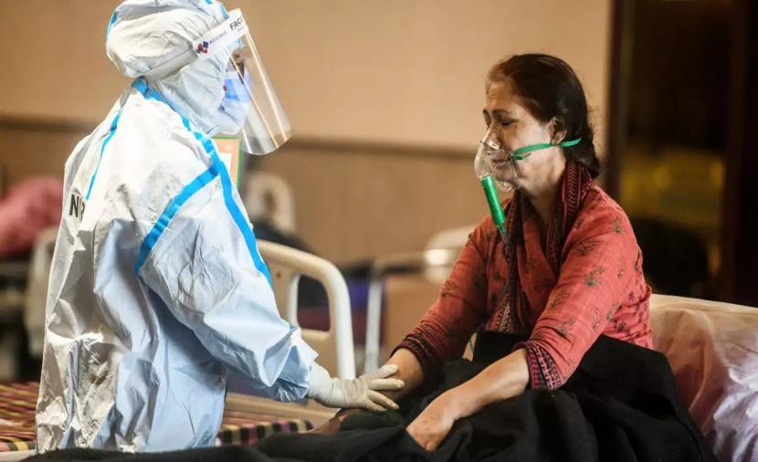 استمرار تحسن الوضع الوبائي في الهند