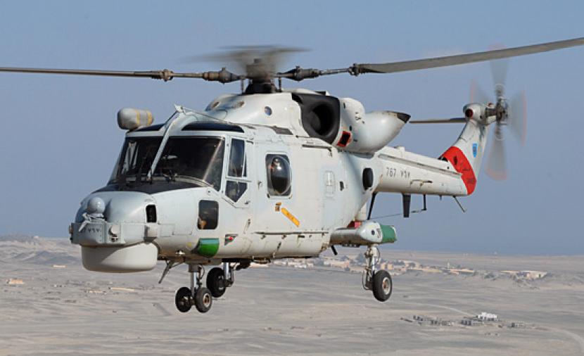 سلاح الجو السلطاني يقوم بعملية إخلاء طبي في ولاية مصيرة