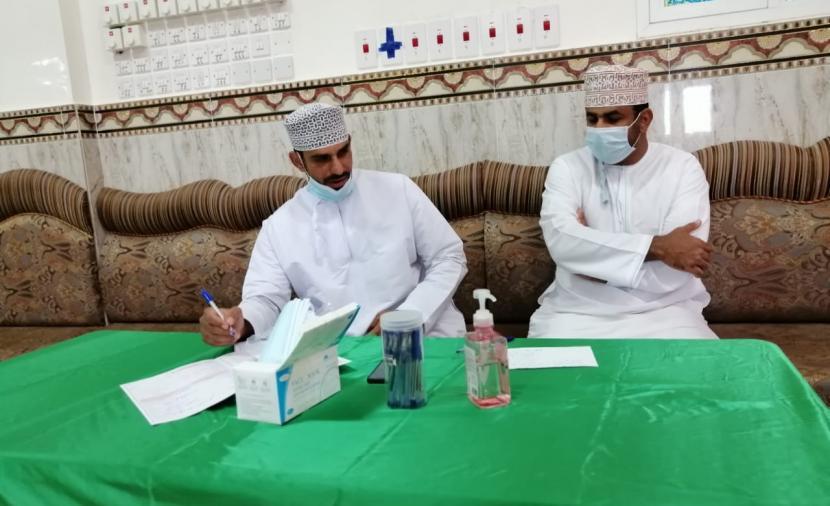 فريق الطيخة الرياضي يطلق حملة للتبرع بالدم   جريدة الرؤية ...