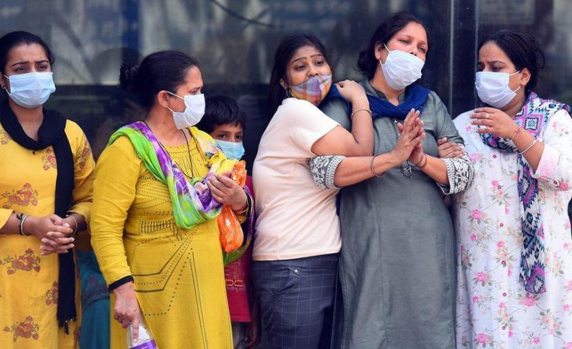 الهند تسجل أدنى حصيلة لإصابات كورونا خلال شهر ونصف