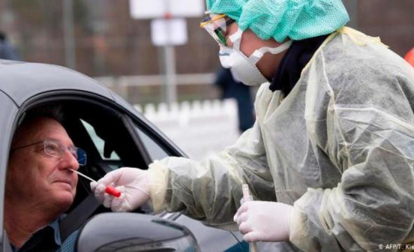 ألمانيا تسجل 2294 إصابة جديدة بفيروس كورونا و122 وفاة